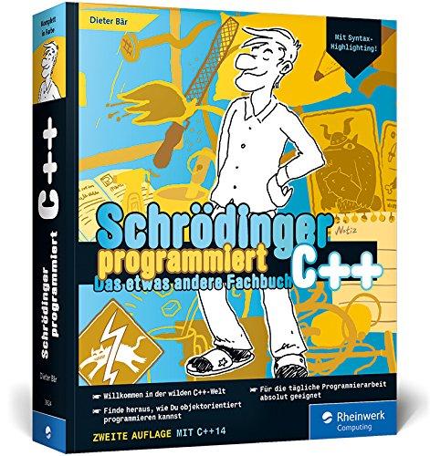 9783836238243: Schrödinger programmiert C++