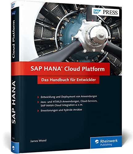 SAP HANA Cloud Platform: James Wood