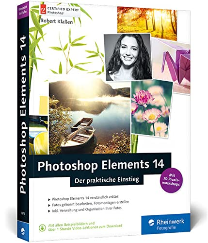 9783836238724: Photoshop Elements 14
