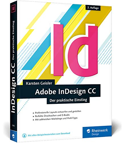 9783836239608: InDesign CC