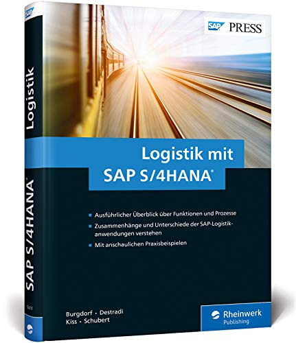 Logistik mit SAP S/4HANA: Die neuen Funktionen: Jasmin Burgdorf; Mario