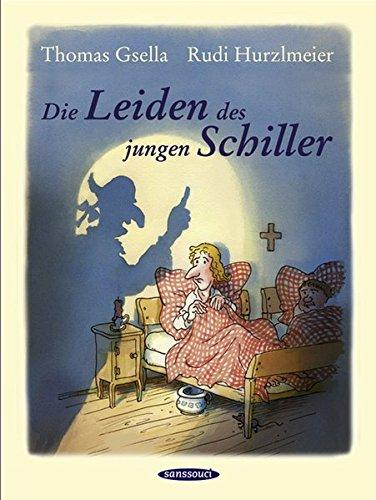 9783836301701: Die Leiden des jungen Schiller