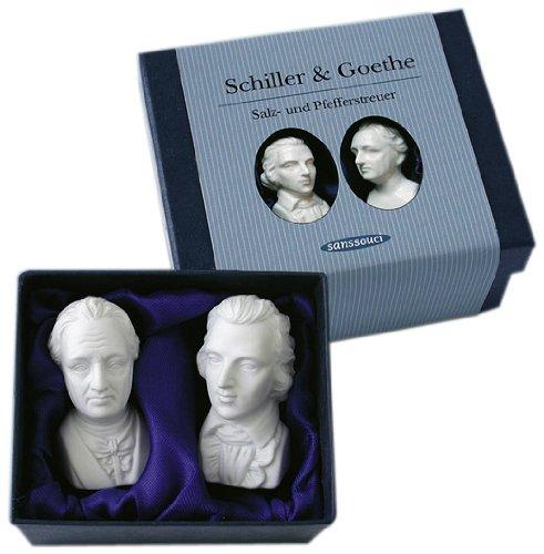 9783836301732: Schiller & Goethe zerstreut