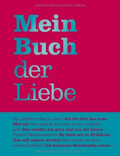 9783836302722: Mein Buch der Liebe