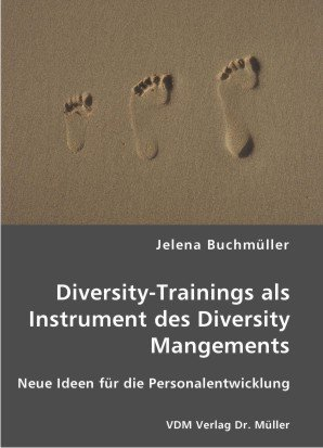 9783836402903: Diversity-Trainings als Instrument des Diversity M