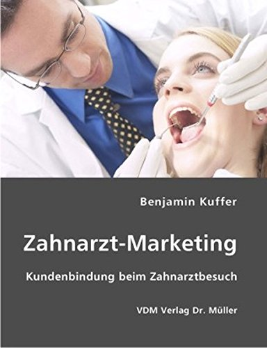 9783836403610: Zahnarzt-Marketing