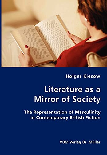 9783836408172: Literature as a Mirror of Society