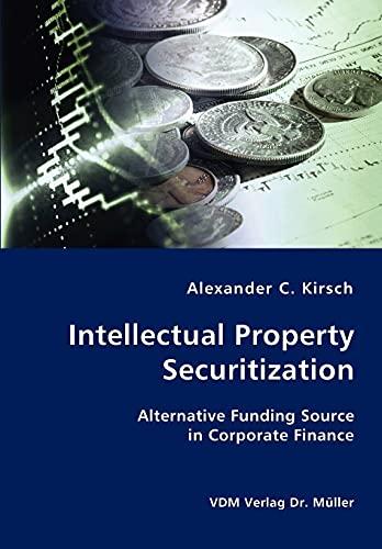 9783836408745: Intellectual Property Securitization