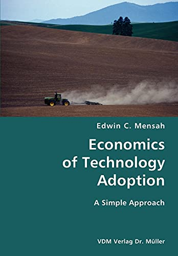 9783836427937: Economics of Technology Adoption- A Simple Approach