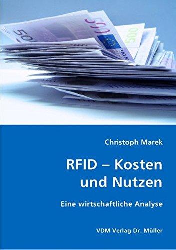 9783836430494: RFID - Kosten und Nutzen: Eine wirtschaftliche Analyse