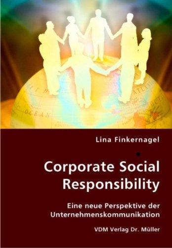 9783836433082: Corporate Social Responsibility: Eine neue Perspektive der Unternehmenskommunikation