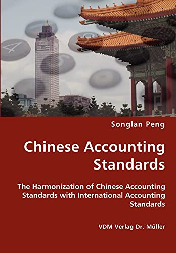 9783836434331: Chinese Accounting Standards