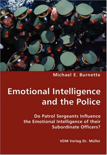 9783836434737: Emotional Intelligence and the Police