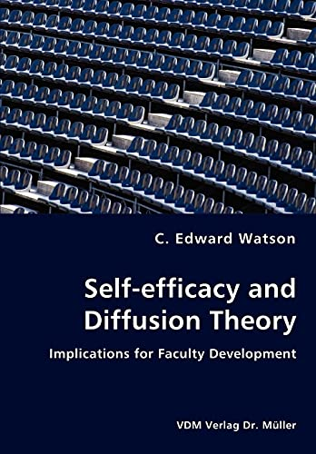9783836435055: Self-efficacy and Diffusion Theory - Implications for Faculty Development
