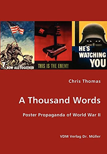 A Thousand Words (9783836436168) by Chris Thomas