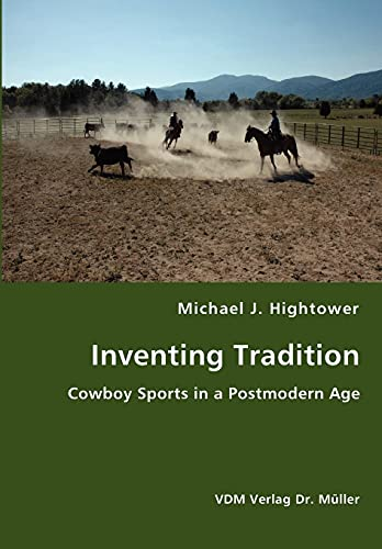 9783836436991: Inventing Tradition