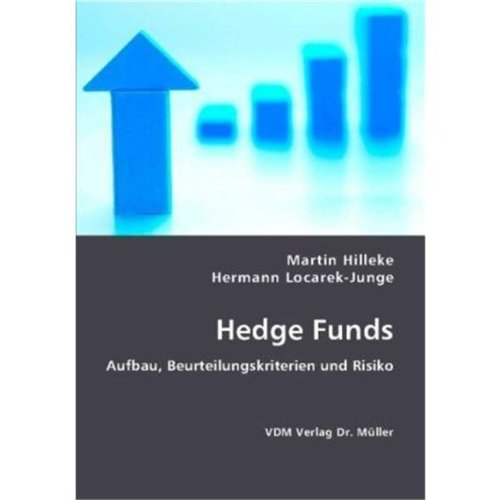 9783836439695: Hedge Funds