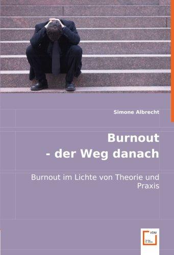 Burnout - der Weg danach: Simone Albrecht