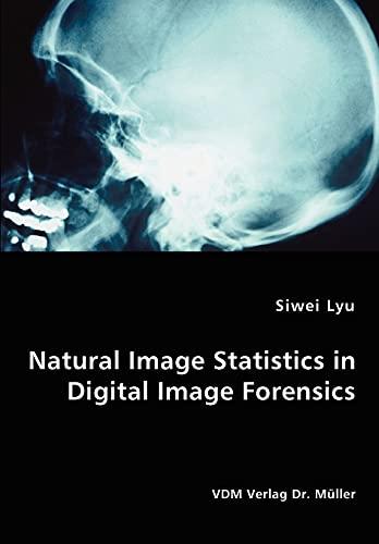 9783836455534: Natural Image Statistics in Digital Image Forensics