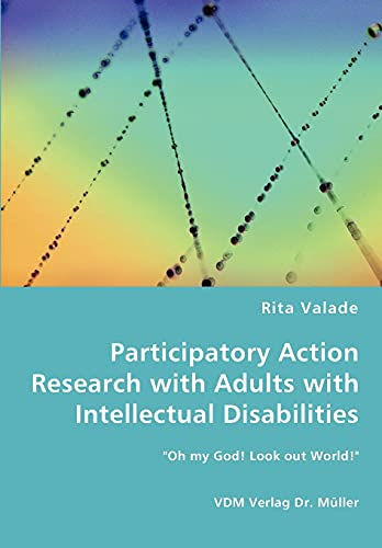9783836457033: Participatory Action Research with Adults with Intellectual Disabilities