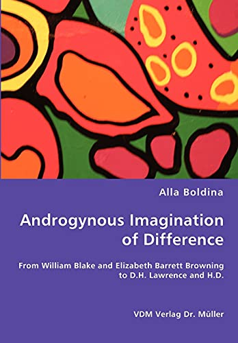 9783836461788: Androgynous Imagination of Difference