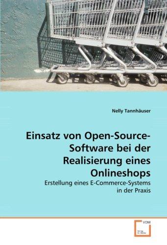 Einsatz von Open-Source-Software bei der Realisierung eines Onlineshops: Nelly Tannhäuser
