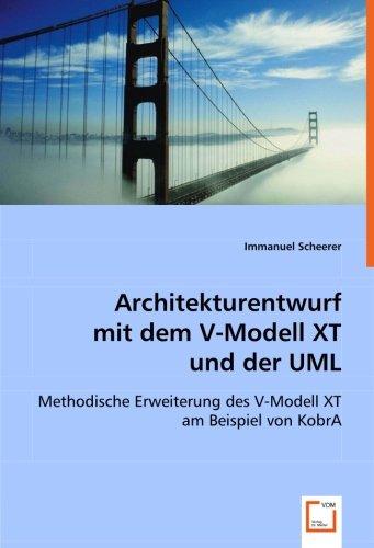 Architekturentwurfmit dem V-Modell XTund der