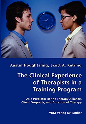 9783836468862: The Clinical Experience of Therapists in a Training Program