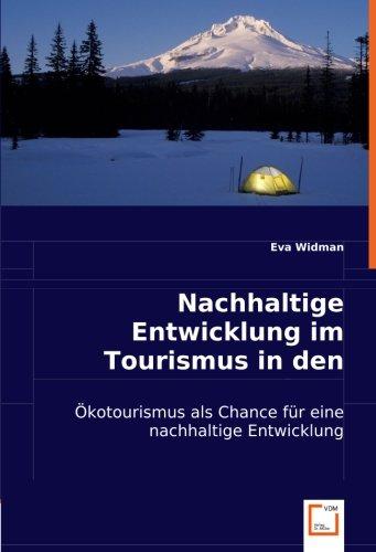 9783836476751: Nachhaltige Entwicklung im Tourismus in den Alpen: Ökotourismus als Chance für eine nachhaltige Entwicklung (German Edition)