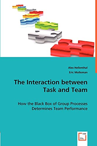 The Interaction between Task and Team: Alex Hellenthal