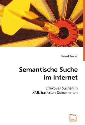 9783836484077: Bender, H: Semantische Suche im Internet