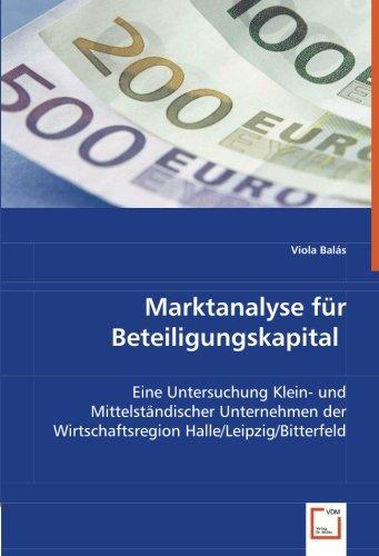 Marktanalyse für Beteiligungskapital: Viola Balás