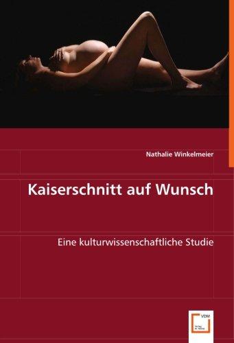 Kaiserschnitt auf Wunsch: Nathalie Winkelmeier