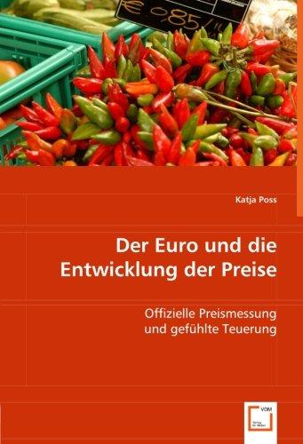 Der Euro und die Entwicklung der Preise: Katja Poss