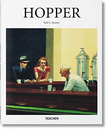 9783836500333: Hopper (Taschen Basic Art Series)