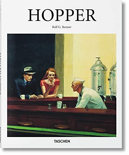 9783836500333: Hopper (Taschen Basic Art Series)
