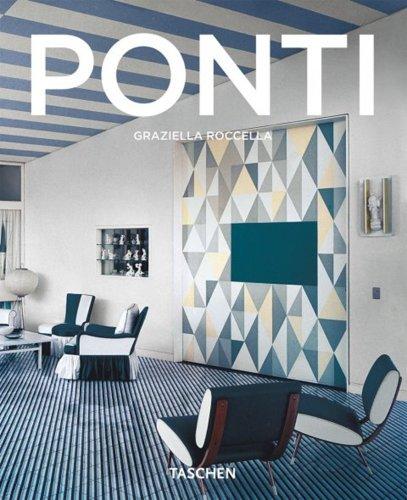 9783836500388: Ponti (Taschen Basic Architecture Series)