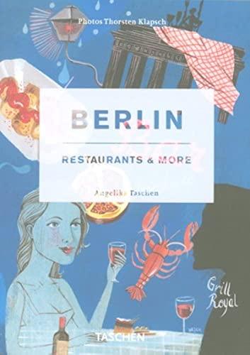 9783836500395: Berlin, Restaurants and More [Idioma Inglés]: PO (POCKET)