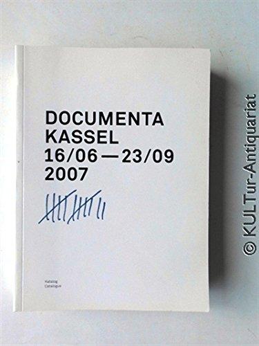 Documenta 12 Kassel 16/06-23/09 Catalogue (German Edition): Roger M. Buerge