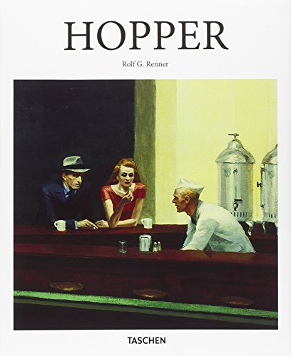 9783836500616: Hopper (Basic Art)