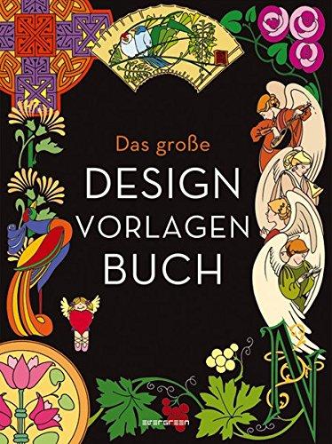 9783836501378: Das große Design-Vorlagenbuch