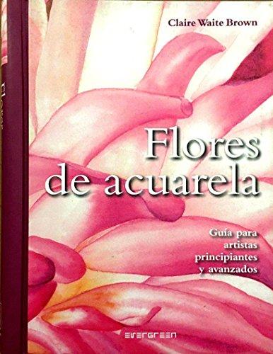 9783836502436: Flores de acuarela