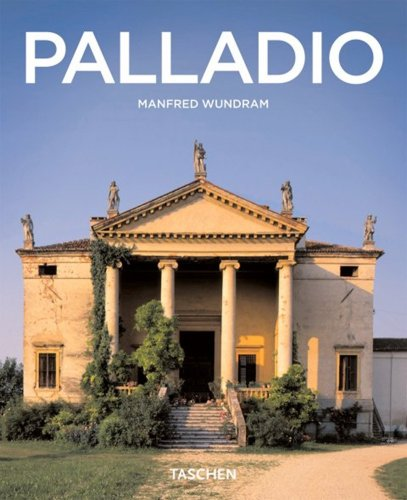 9783836502894: Palladio (Taschen Basic Architecture Series)