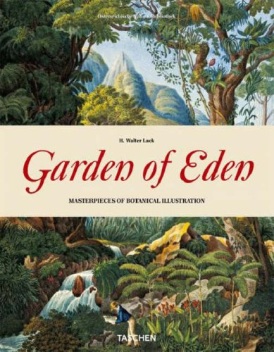 Garden of Eden. Masterpieces of Botanical Illustration
