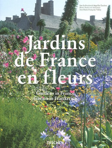 9783836503082: Jardins de France en fleurs