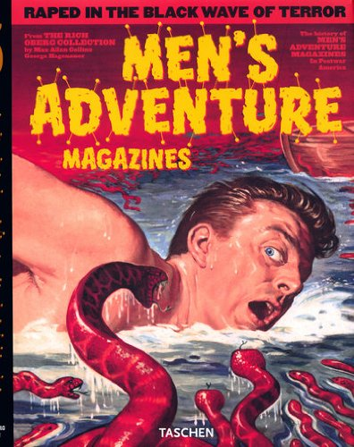 Men's Adventure Magazines: The Rich Oberg Collection: Collins, Max Allan;