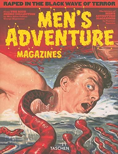 9783836503129: Men's Adventure Magazines: In Postwar America
