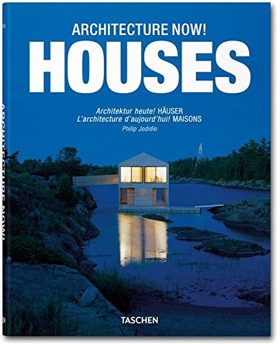 Architecture Now! Houses (English, German and French Edition) (3836503743) by Philip Jodidio