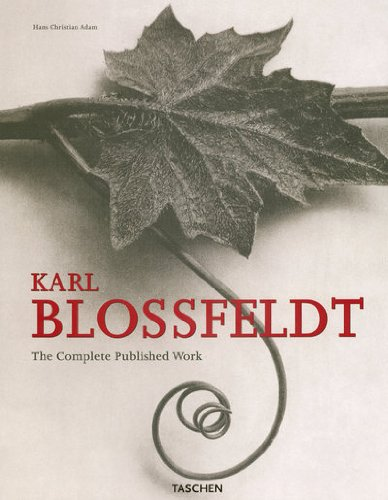 9783836504690: Karl Blossfeldt: The Complete Published Work (Taschen 25th Anniversary) (English, German and French Edition)