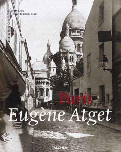 9783836504720: Atget's Paris. Ediz. multilingue